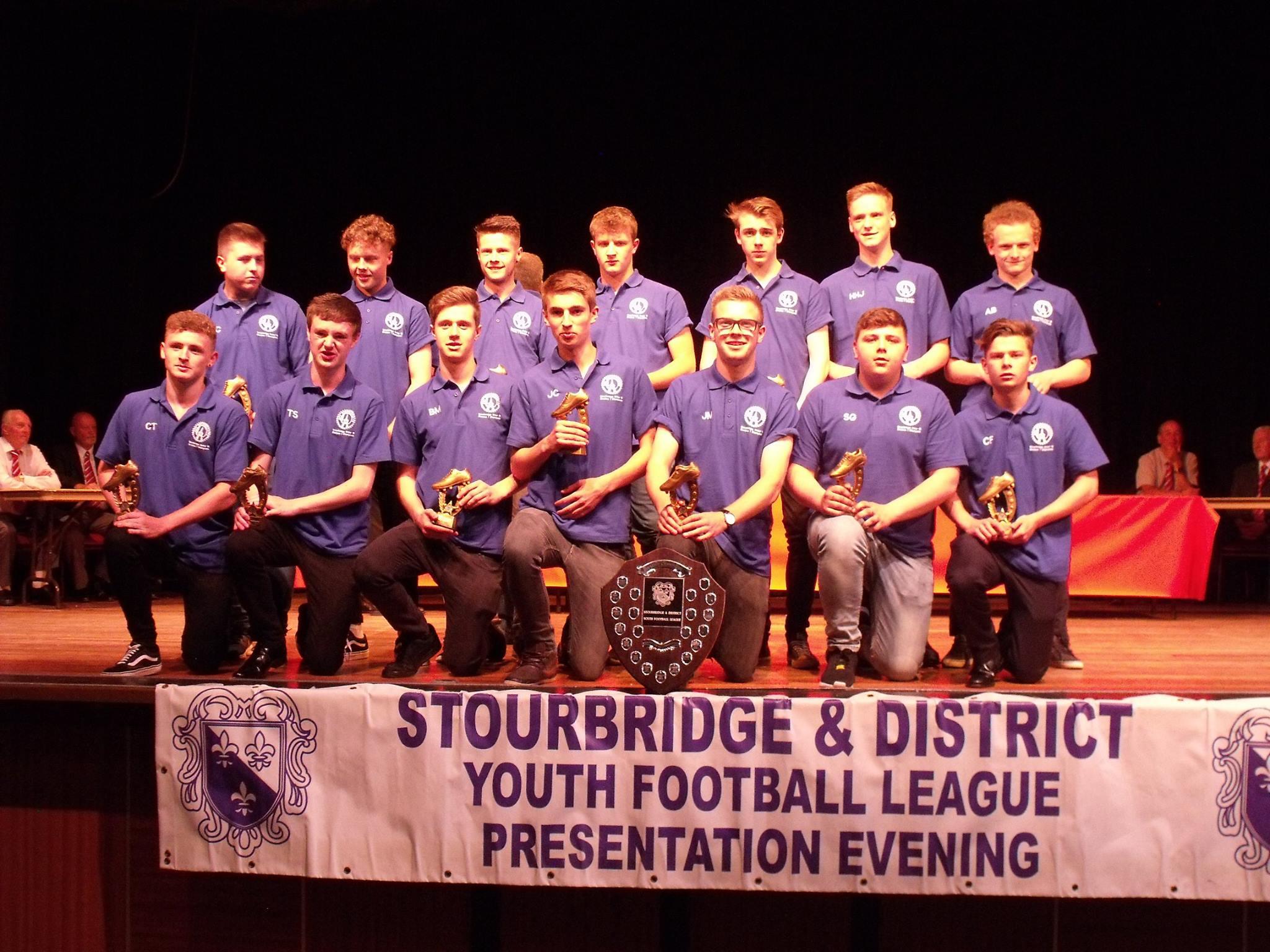 AFC Bridgnorth U18s 2015